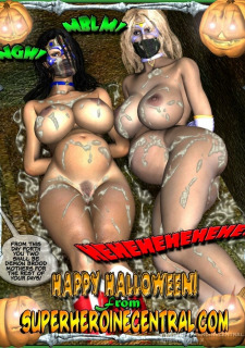 Ms Americana and Got Gal- Nightmare Witch porn comics 8 muses