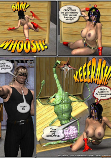 Ms-Americana Power Hungry-Peril image 25