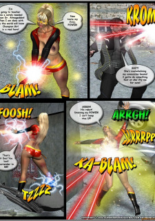 Ms-Americana Power Hungry-Peril image 43