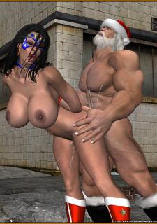 Ms. Americana – Psycho Christmas image 16