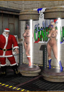 Ms. Americana – Psycho Christmas image 21