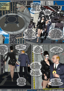 Ms. Americana The Terror of Fourth Reich image 04