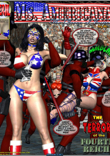 Ms. Americana The Terror of Fourth Reich image 06