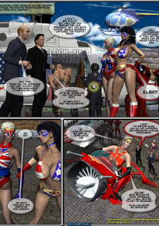 Ms. Americana The Terror of Fourth Reich image 114