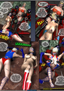 Ms. Americana The Terror of Fourth Reich image 30