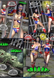 Ms. Americana The Terror of Fourth Reich image 42