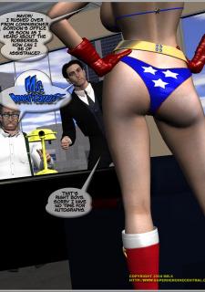 Ms.Americana vs. The Mischief- Bots image 02
