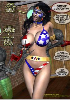 Ms.Americana vs. The Mischief- Bots image 08
