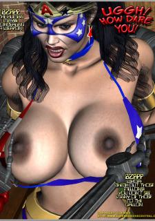 Ms.Americana vs. The Mischief- Bots image 10