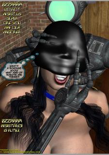 Ms.Americana vs. The Mischief- Bots image 16