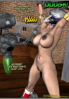 Ms.Americana vs. The Mischief- Bots image 21