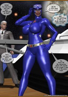 Ms. Americana vs. Pirates of the High Seas image 3