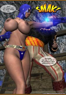 Ms. Americana vs. Pirates of the High Seas image 23