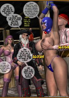 Ms. Americana vs. Pirates of the High Seas image 27