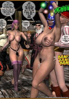 Ms. Americana vs. Pirates of the High Seas image 33