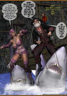 Ms. Americana vs. Pirates of the High Seas image 46