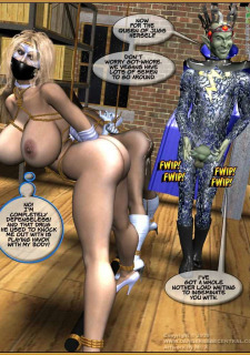 Got Gal vs Warlock – The Vegan Magician image 29