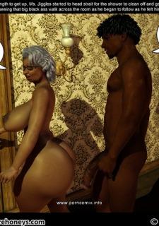 Ms Jiggles 3D – Part 2- Duke Honey image 19