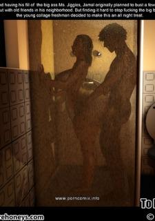 Ms Jiggles 3D – Part 2- Duke Honey porn comics 8 muses