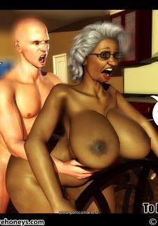Ms Jiggles 3D – Part 5- Duke Honey porn comics 8 muses