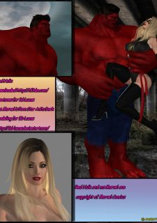 Ms. Marvel -The Return of Red Hulk image 2