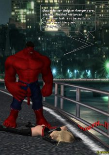 Ms. Marvel -The Return of Red Hulk image 11