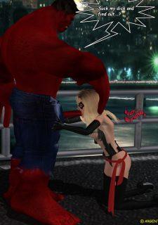 Ms. Marvel -The Return of Red Hulk image 15