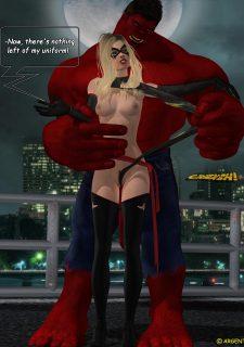 Ms. Marvel -The Return of Red Hulk image 20
