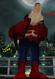 Ms. Marvel -The Return of Red Hulk image 22