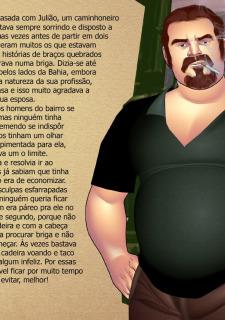 A Mulher do Caminhoneiro Siren (Portuguese) image 03