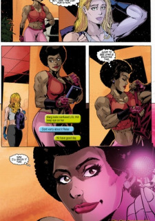 Muscle Fan – Leveling The Field porn comics 8 muses