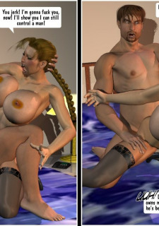 Muscle Nicolete and Mat-Xhime3D image 03