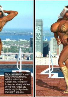 Muscle Nicolete and Mat-Xhime3D image 05