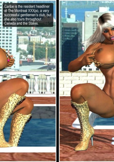 Muscle Nicolete and Mat-Xhime3D image 09