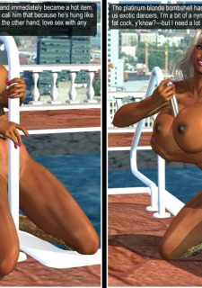 Muscle Nicolete and Mat-Xhime3D image 11