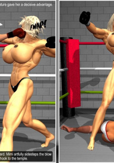 Muscle Nicolete and Mat-Xhime3D image 17