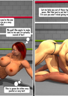 Muscle Nicolete and Mat-Xhime3D image 18