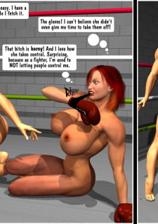 Muscle Nicolete and Mat-Xhime3D image 22