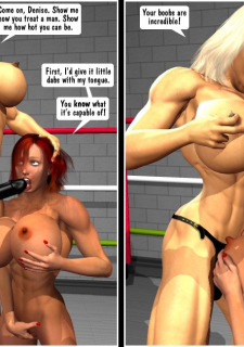 Muscle Nicolete and Mat-Xhime3D image 23