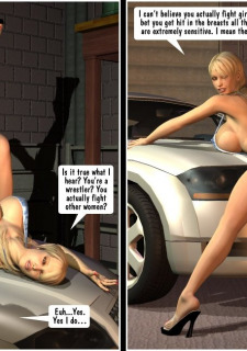 Muscle Nicolete and Mat-Xhime3D image 31