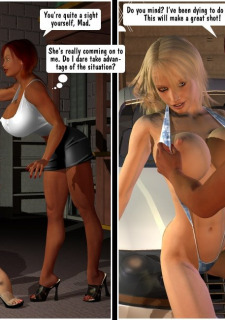 Muscle Nicolete and Mat-Xhime3D image 38