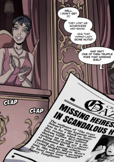 Mystery of the Vanished Heiress porn comics 8 muses