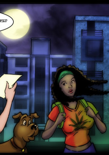 The Mystery Team and the Condo of the Cursed Wolfman image 02
