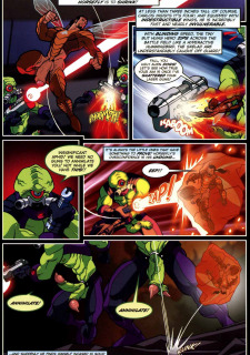 Naked Justice-Beginnings 1 Patrick Fillion porn comics 8 muses