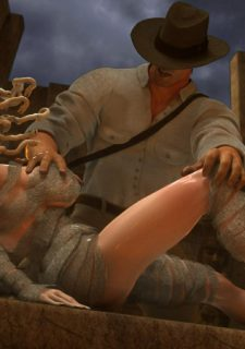 Namijr- The Adventures of John Snake Medusa image 8