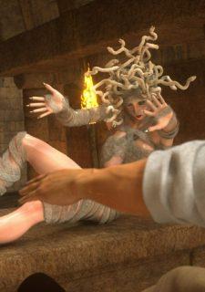 Namijr- The Adventures of John Snake Medusa image 10