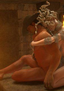 Namijr- The Adventures of John Snake Medusa image 101