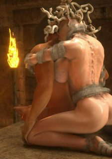 Namijr- The Adventures of John Snake Medusa image 103