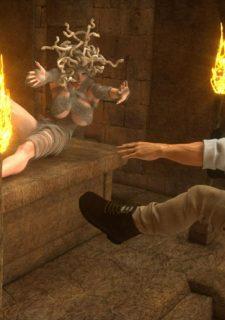 Namijr- The Adventures of John Snake Medusa image 11