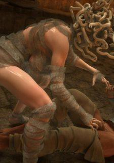 Namijr- The Adventures of John Snake Medusa image 14
